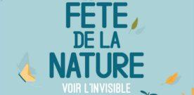 Fête de la nature le 23-27 Mai au Domaine de Soucy