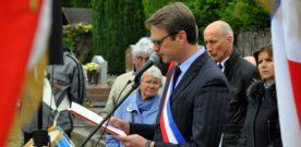 Commémoration du 8 Mai 1945 : discours du Maire
