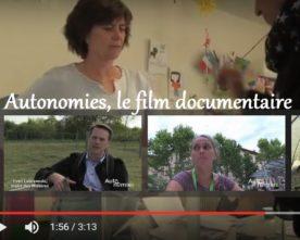 Autonomies, le film documentaire où l'on retrouve Les Molières