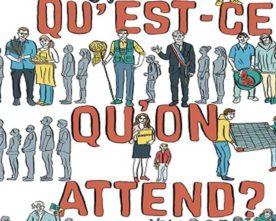 Projection-débat : «Qu'est-ce qu'on attend ?» à Forges le 22 juin