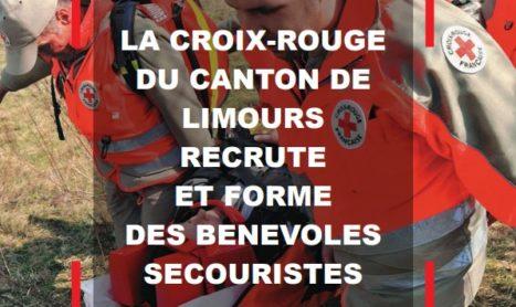 La Croix-Rouge de Limours recrute et forme des bénévoles en secourisme