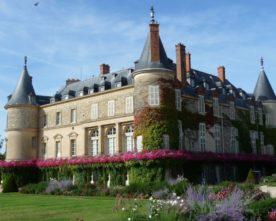 Visite du Château de Rambouillet le 21/09