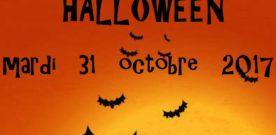 Halloween à la médiathèque le 31 octobre