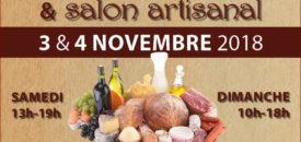 Aidez à l'organisation du Marché Gourmand & Salon Artisanal des 3-4 Novembre !