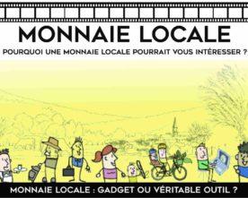 Conférence le 18 octobre à St-Rémy-lès-Chevreuse sur le thème de la monnaie locale