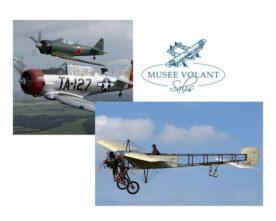 Visite du Musée volant Jean Salis le 19 octobre