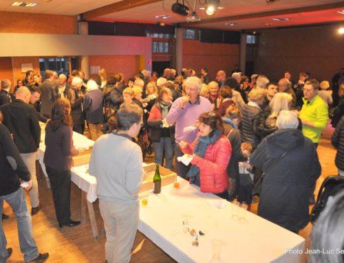 Discours du Maire, Galette des MoliéRois le 21 Janvier 2018