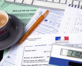 Numéros spéciaux pour le prélèvement à la source et pour la déclaration d'impôts