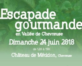 Escapade gourmande en Vallée de Chevreuse