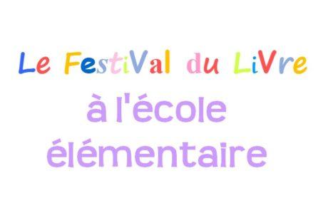 Festival du Livre à l'école
