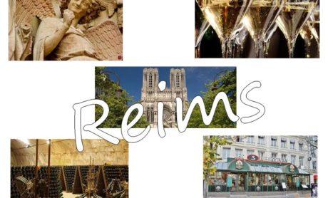 Sortie à Reims le samedi 8 septembre