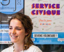 """Goûter """"Service Civique"""" à Evry le 3 octobre avec la Ligue de l'Enseignement"""