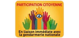 La participation citoyenne avec la Gendarmerie