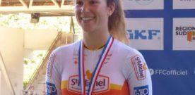 Marine Cloarec remporte encore deux titres cet été !