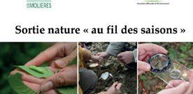 "Sortie nature ""au fil des saisons"", samedi 10 novembre"