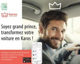 Semaine européenne de la mobilité, découvrez Karos aux Molières