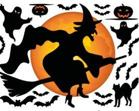 Chasse au trésor d'Halloween le 31 octobre