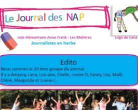 Journal des NAP n°20