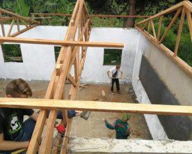 Nyamoro : des nouvelles du chantier humanitaire