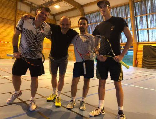 Le Tennis-Club des Molières en finale à Limours le 3 février