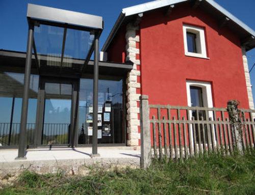 Maison de l'écomobilité : l'Aiguillage a ouvert ses portes