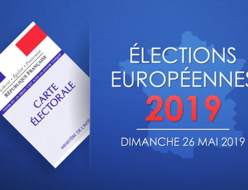 Résultats des élections européennes du 26 Mai 2019 aux Molières