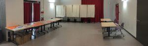 Bureau de vote | Salle polyvalente de l'Espace Culturel & Associatif